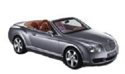 Bentley Continental GTC Rental