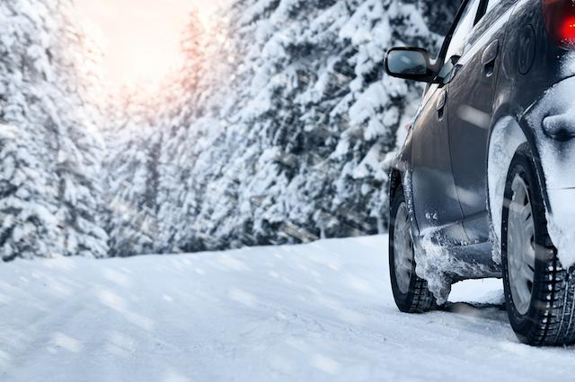 The Best Vehicles for Winter Driving