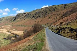 Breathtaking Drives in Western England & Wales