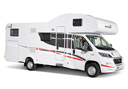 Family Luxury Motorhome Sweden