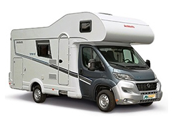 Family Plus Motorhome Sweden