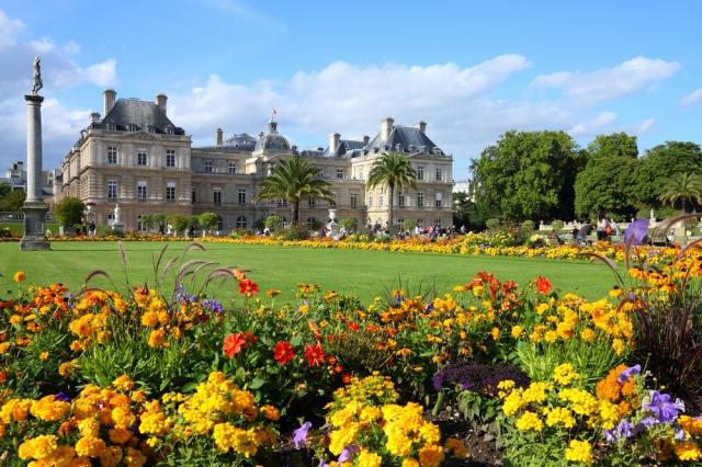 Famous Gardens in Paris: Natural Beauty in France