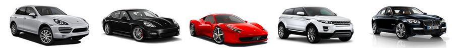 UK Luxury Car Rental