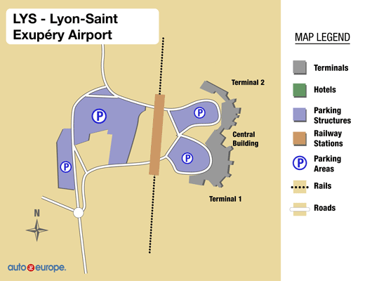 Hotels Near Lyon St Exupery Airport