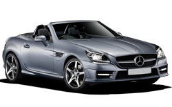 Mercedes Benz SLK Rental