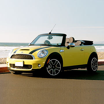 Mini Cooper Luxury Rental Cars Sports Car Rentals Auto