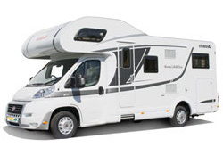 Rent a Motorhome in Sweden