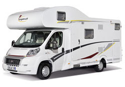 Rent a Motorhome in Portugal
