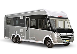 Premium Luxury Motorhome Munich