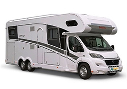 Motorhome Rentals in the UK