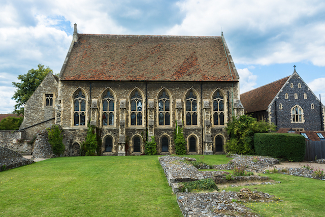Saint Augustine's Abbey, UK